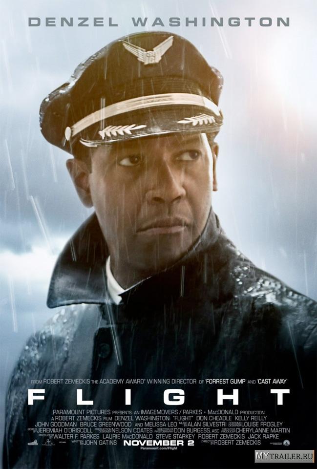 Flight stars Denzel Washington.