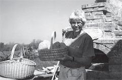 Maureen Ash, local baker, will be sharing her whole-grain baking skills at the Green Skills Sampler, Saturday, Oct. 5.