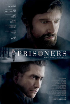 """Prisoners"" stars Hugh Jackman and Jake Gyllenhaal."
