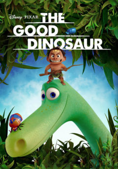 The Good Dinosaur is the latest release from Pixar Animation Studios.