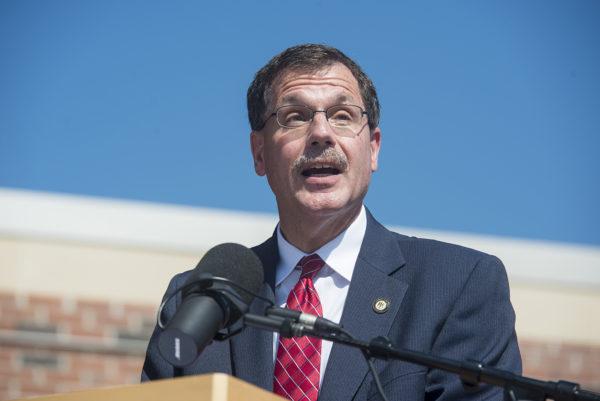 Chancellor Dean Van Galen