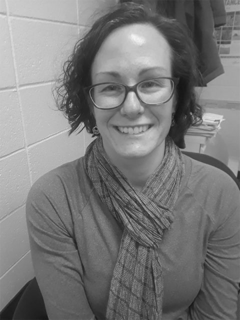 Veronica Justen (Kacey Joslin/Student Voice)