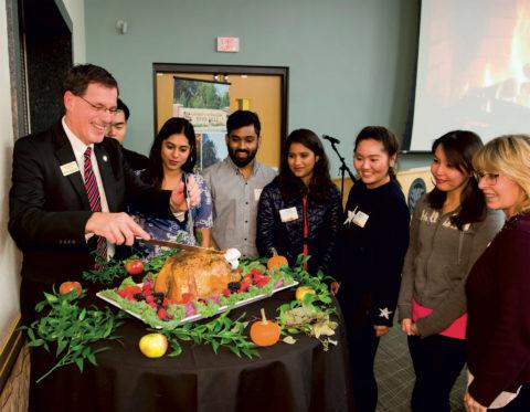 International Thanksgiving