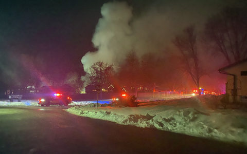 House explosion in River Falls